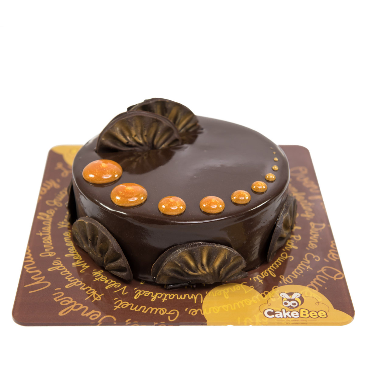 chocolate truffle cake Feenix Food Cake Delivery Service in Trichy