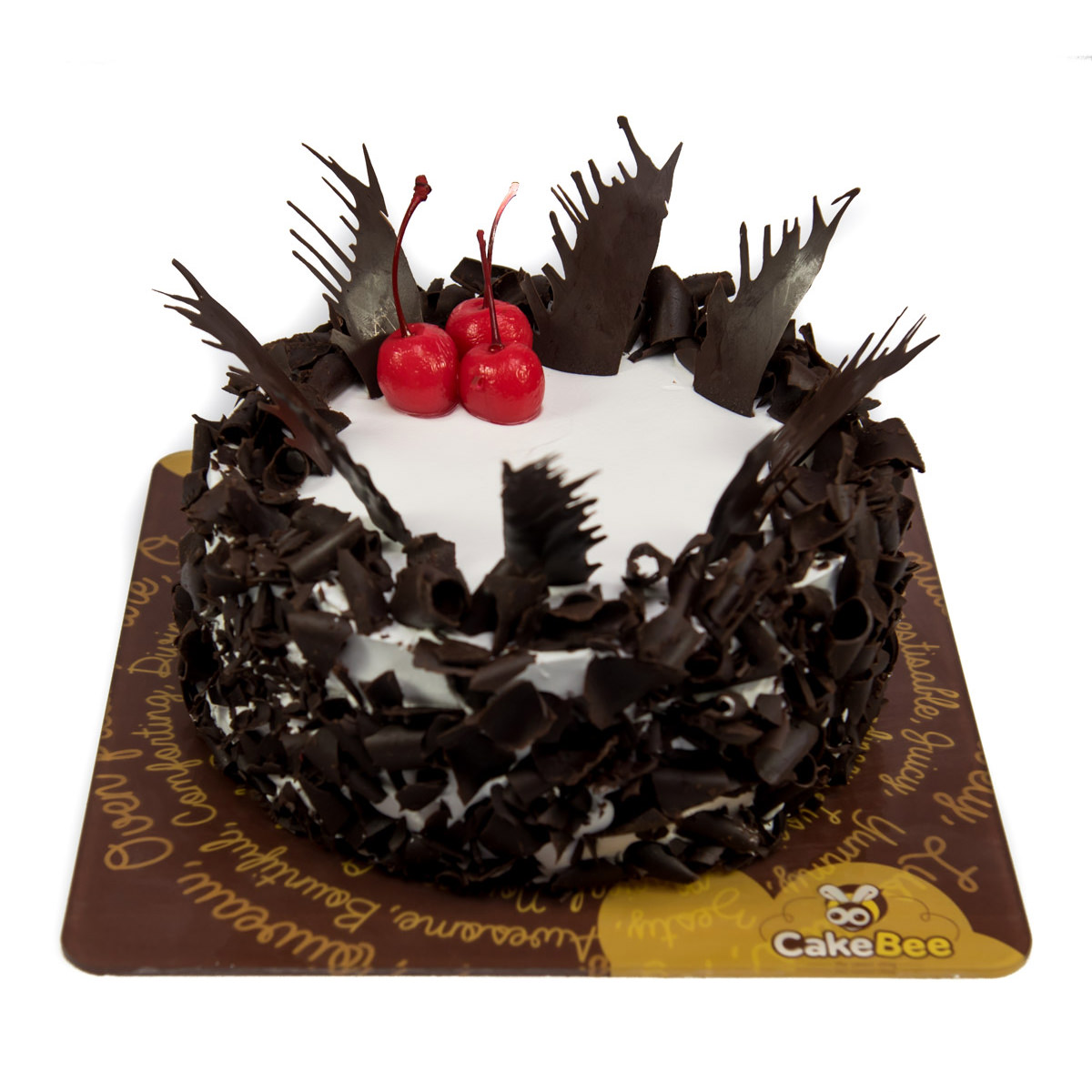 Authentic Black Forest Cake Feenix Food Cake Delivery Service