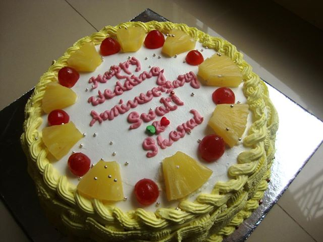 Pineapple Gateaux Cake Feenix Food Cake Delivery Service In Trichy