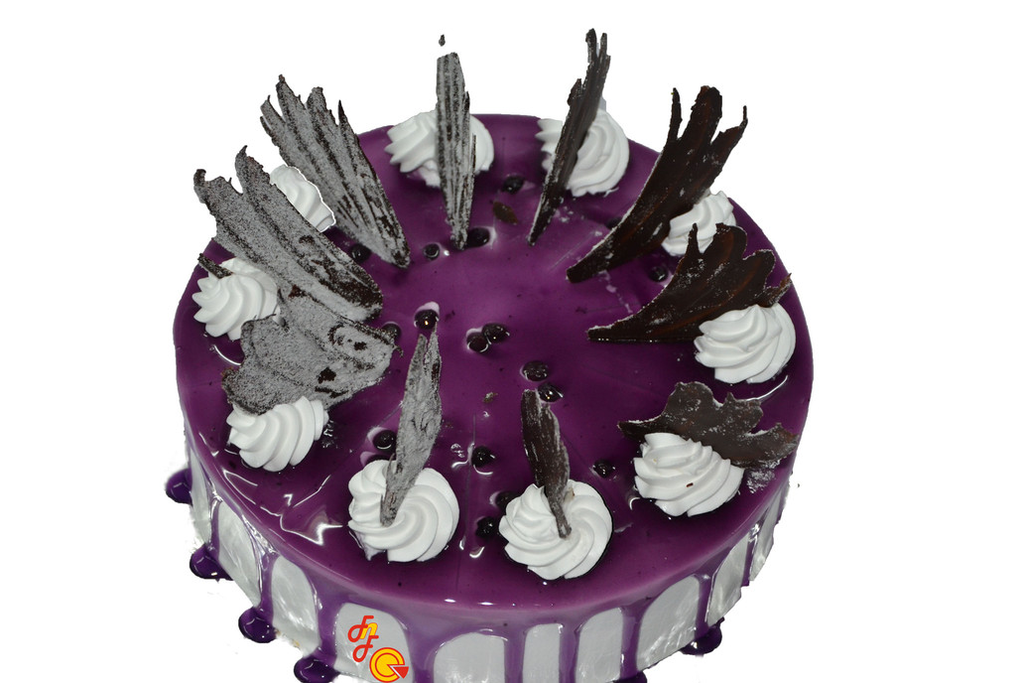 Blueberry Gateaux Cake Feenix Food Cake Delivery Service In Trichy