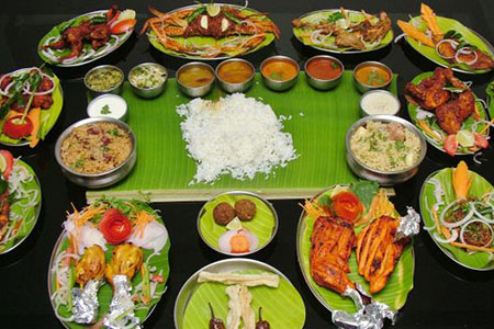 non veg meal - Feenix- Food & Cake Delivery Service in Trichy